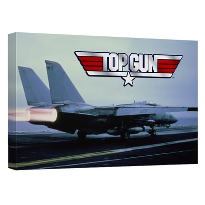 Top Gun™ TAKE OFF Art Canvas