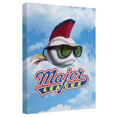 Major League™ WILD THING Art Canvas
