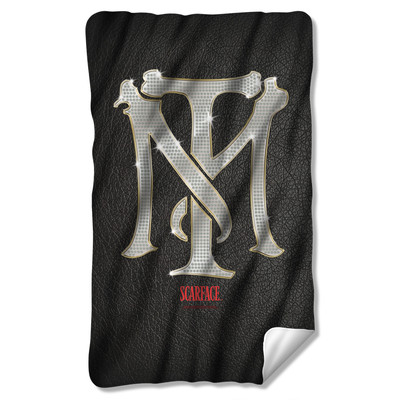 ScarFace™ Tony Montana Monogram Home Goods