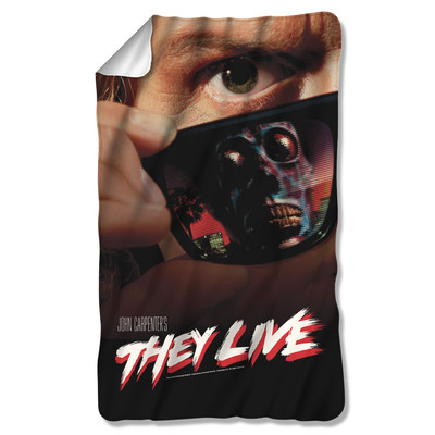 They Live™ Movie Poster Home Goods