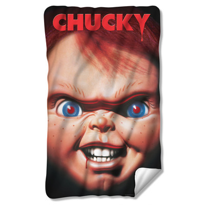 "Child's Play 3™ ""HERE'S CHUCKY!"" Home Goods"