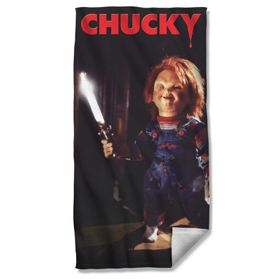Child's Play 3™ Switchblade Beach Towel