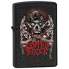 Zombie Biker Zippo Lighter - LAST ONE LEFT!