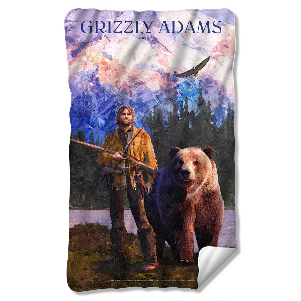 Grizzly Adams Wilderness Home Goods