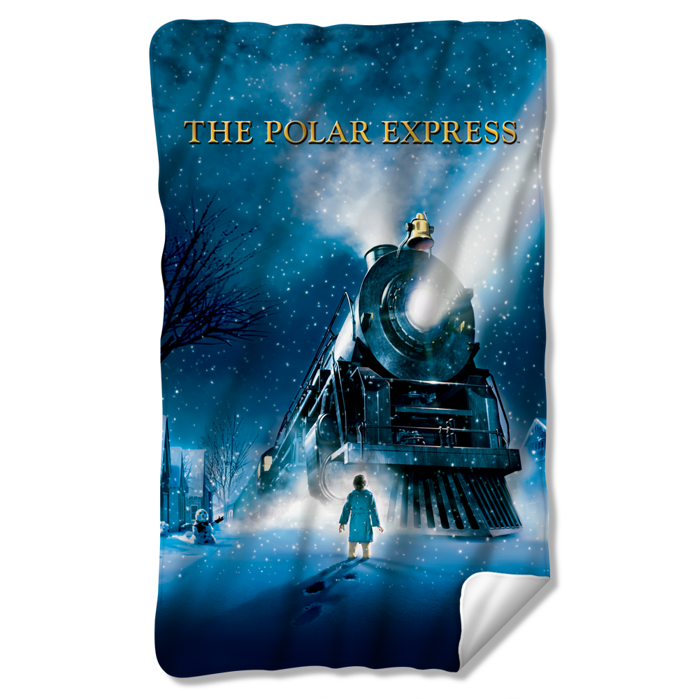 Polar Express Movie Poster Home Goods