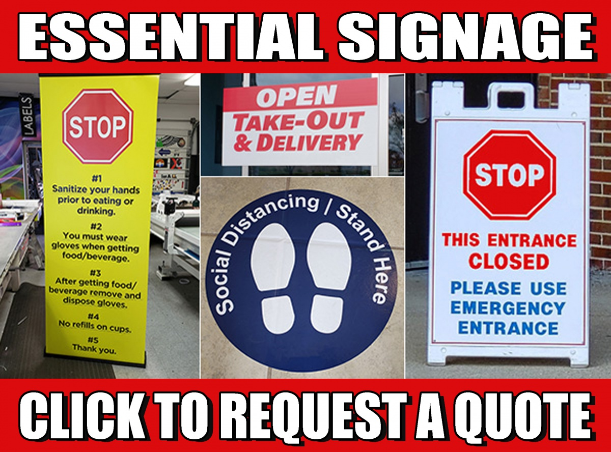 Essential Signage by Diehard Designs