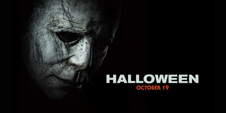 Halloween 2018 Movie Promo