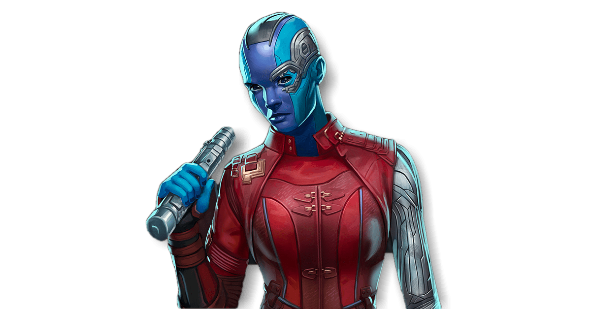 Nebula - Guardians of the Galaxy - Avengers - Marvel - Diehard Designs