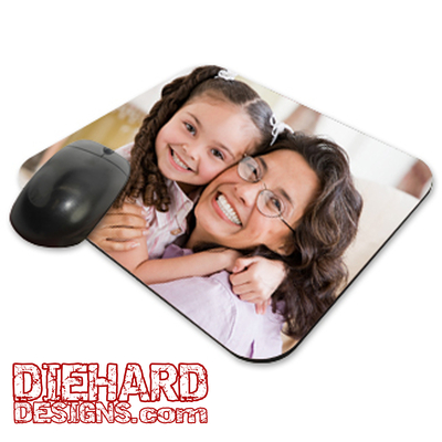 Custom Full Color Mouse Pad + FREE GROUND SHIPPING!*