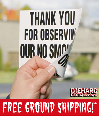 Custom Full Color Double Sided Adhesive Window Graphics + FREE GROUND SHIPPING!*