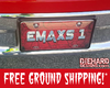 Custom Full Color Vanity License Plate + FREE GROUND SHIPPING!*